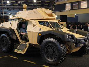 Son model savunma araçları vitrine çıktı