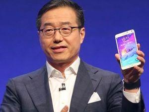 Galaxy Note 4 görücüye çıktı