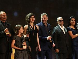 Altın Portakal'da ödüller dağıtıldı