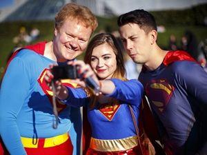 Londra'da Comic Con etkinliği