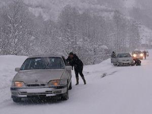 Kışın güvenli sürüş için 13 şart