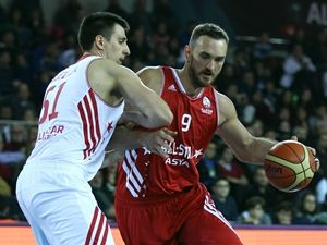 Ankara 'yıldız'larla basketbola doydu