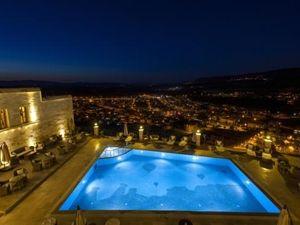 Dünyanın en iyi 25 otelinden biri Türkiye'de