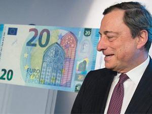 İşte yeni 20 euro