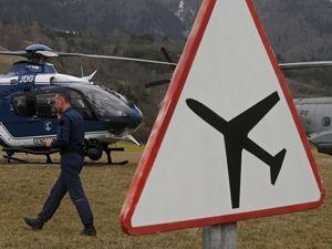 Fransa'da yolcu uçağı düştü!