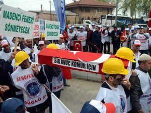 Türkiye'de 1 Mayıs manzaraları