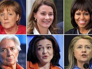 İşte dünyanın en güçlü 10 kadını