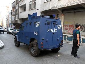 5 bin polisle terör operasyonu!