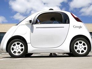 Google'ın sürücüsüz otomobili tanıtıldı