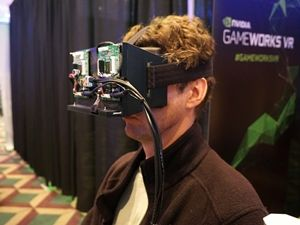 Los Angeles'ta sanal gerçeklik fuarı