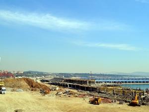 350 milyon dolarlık marina mayısta açılıyor