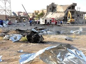 Sınırda intihar saldırısı: 5 ölü, 9 yaralı