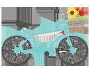 """İstanbul bisiklet yolu kılavuzuna New York'tan """"Mükemmellik Ödülü"""""""
