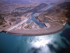 Atatürk Barajı'nda doluluk oranı arttı