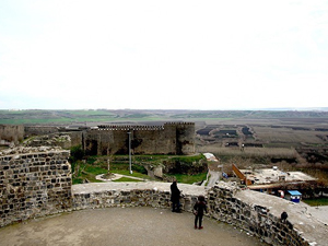 Diyarbakır Surları ve Hevsel Bahçeleri Dünya Miras Listesi'nde