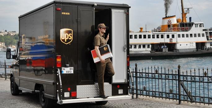 ABD'li UPS, Türkiye ve bölgeye 1 milyar dolarlık yatırım yapacak