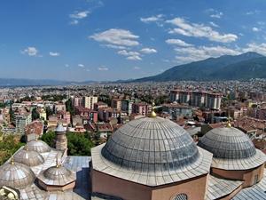 Bursa'nın merkezi kentsel dönüşümle yeniden kurgulanacak