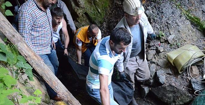 Kaçak kömür ocağında zehirlenme: 2 ölü