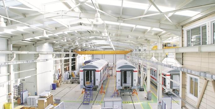 Demiryolunda 20 milyarlık pazar kapısı!