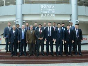 'Yabancı yatırımcılar Bursa'yı soruyor'