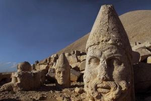 Nemrut'a gelen turist sayısı iki katına çıkacak
