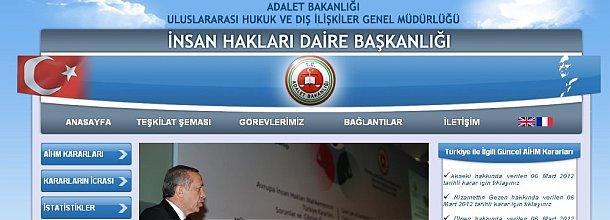 AİHM'nin Türkiye kararları bu sitede