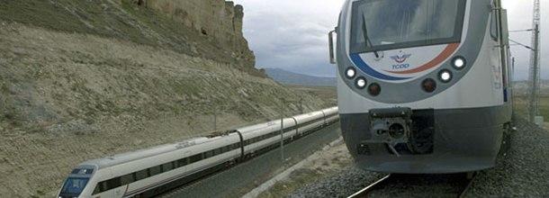 Kayseri'nin hızlı tren umudu 2016'ya kaldı