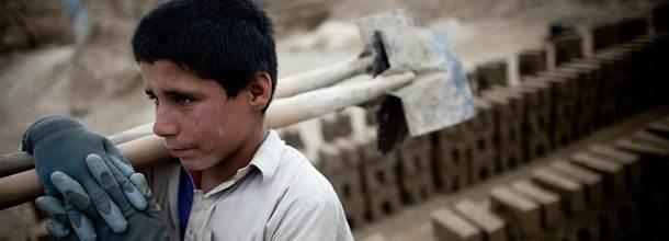 Türkiye çocuk işçiliğinde Afrikalılaşıyor