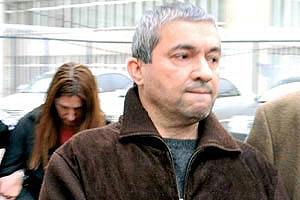 Baba Garipoğlu tahliye oldu