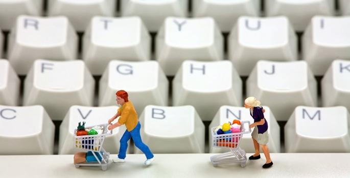 Online alışverişe 6 ayda 19 milyar lira harcadık