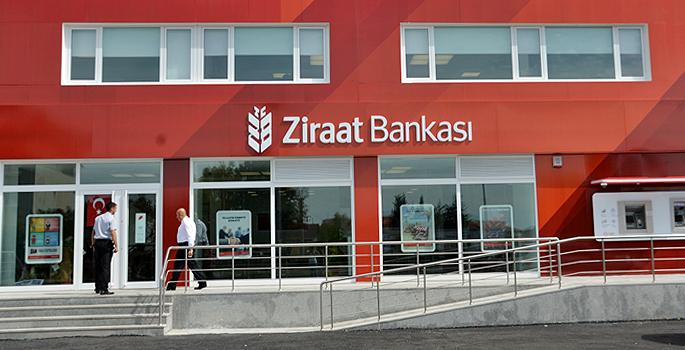 Ziraat Bankası'nın kârı 1 milyarı geçti