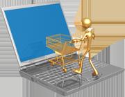 Sanal alemin yüzde 69'u online alışverişi tercih ediyor