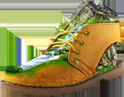 Çevre dostu ayakkabı harekatı