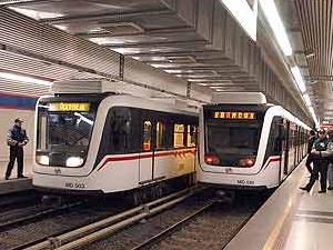 İzmir Metrosu 2 yeni tren setine kavuşuyor