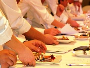 Yiyecek içecek mutfak ve otel ekipmanları masa üstü takımı