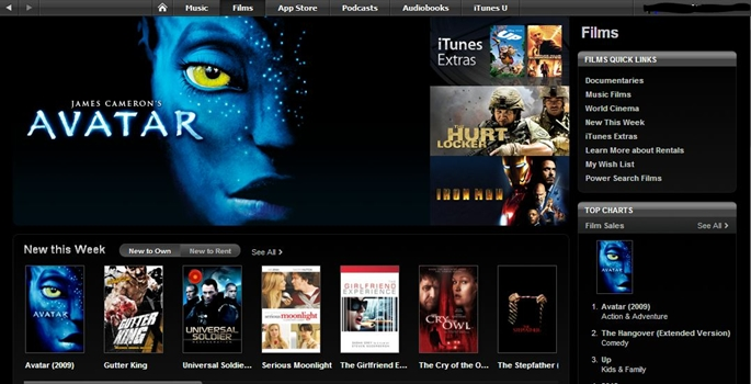 Apple iTunes - Free download and software reviews
