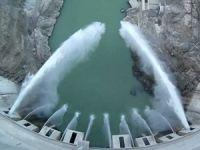 Deriner Barajı'nda elektrik üretimi 2 milyar KW'yi geçti