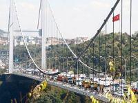 Köprü ve otoyollardan 4 ayda 277 milyon lira aktı