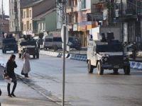 Yüksekova'da askeri konvoya saldırı