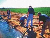 Ödemiş'te 92 bin 500 dekarlık sulama projesi