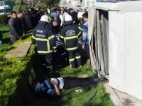 İşçi servisi ile midibüs çarpıştı: 27 yaralı