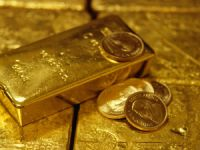 Altın fiyatları 5,5 haftanın en düşüğünde
