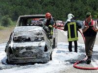 Çanakkale'de feci kaza: 3 kişi yanarak hayatını kaybetti