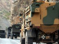 Elazığ'da askeri araca saldırı