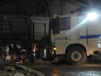 Hakkari'de Polis lojmanına bombalı saldırı