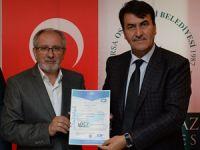 Osmangazi Belediyesi Sosyal Tesisleri'ne 'Helal Gıda' sertifikası