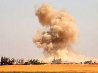 Suriye'de Rus subayların kaldığı havaalanına saldırı