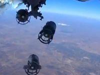 Rus uçakları IŞİD'le mücadele eden muhalifleri vurdu