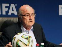 Blatter'den men cezasına itiraz