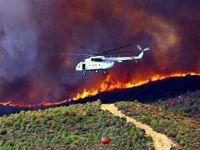Seferihisar'daki yangın söndürüldü